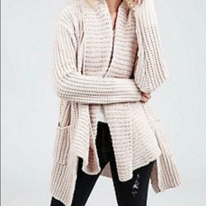 POL Chenille Chunky Sweater perfectly cozy.